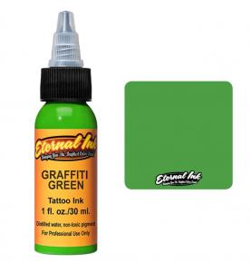 ETERNAL GRAFFITI GREEN, 15 ML