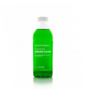 Green Soap 1 l. Aloe Tattoo