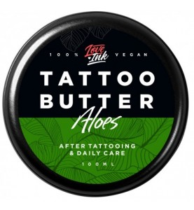 ALOES, 100ML TATTOO BUTTER