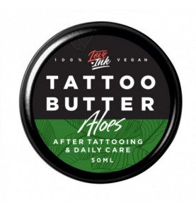 ALOES, 50ML TATTOO BUTTER